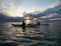 web version Evening Paddle West Coast 2013