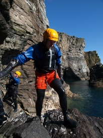 web version Race Coasteering Route 2013